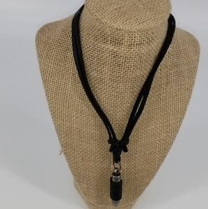 Mens Bullet Necklace